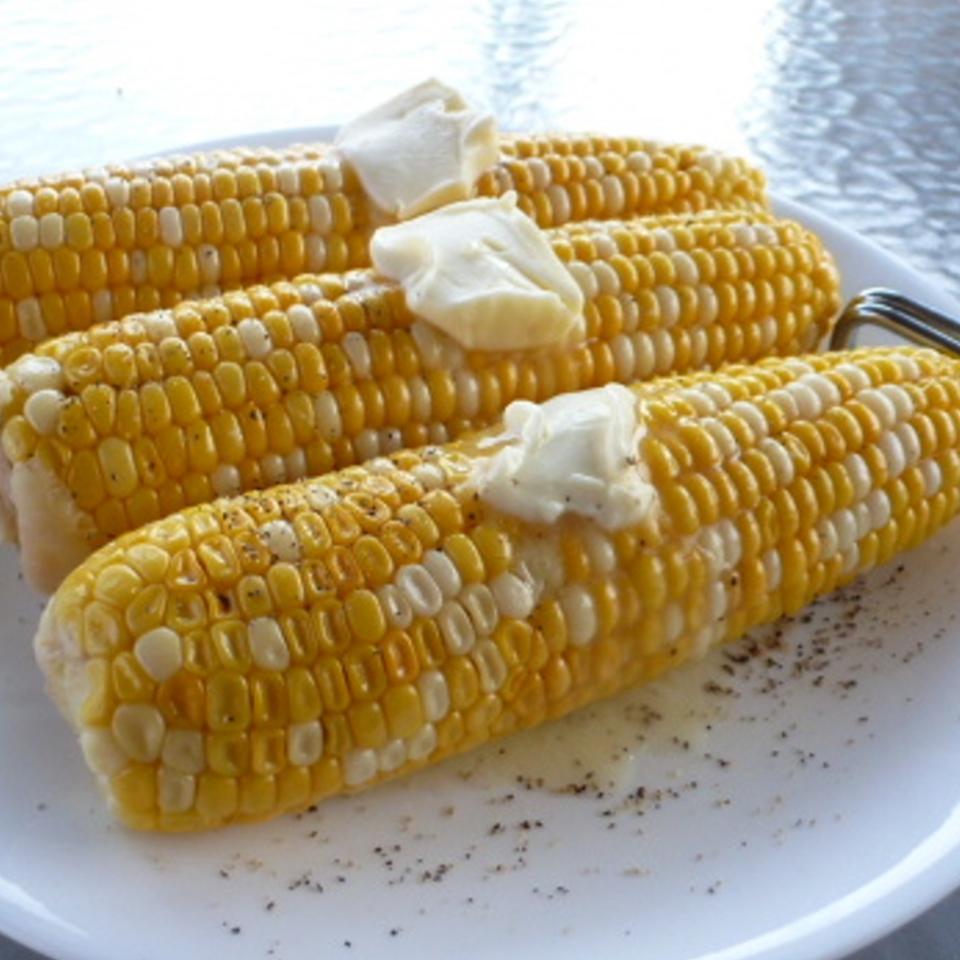 Daddy K's Milk Boiled Corn on the Cob KornDog