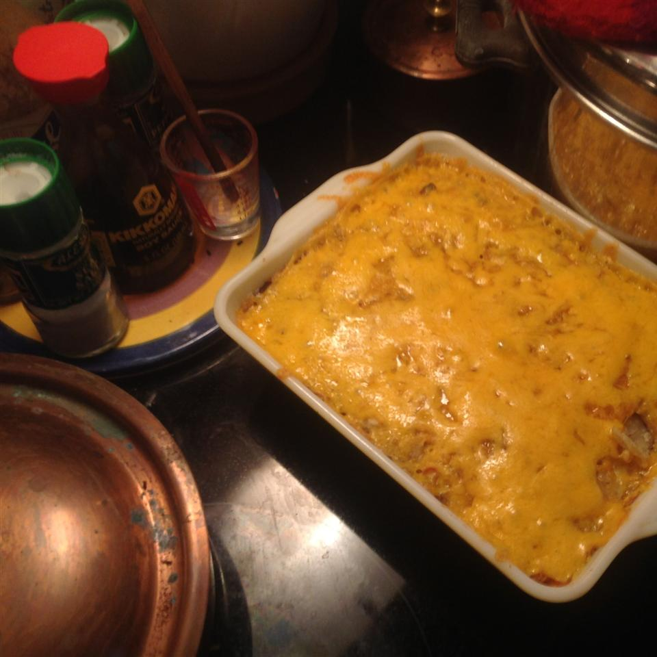 Irish Potato Casserole Sue