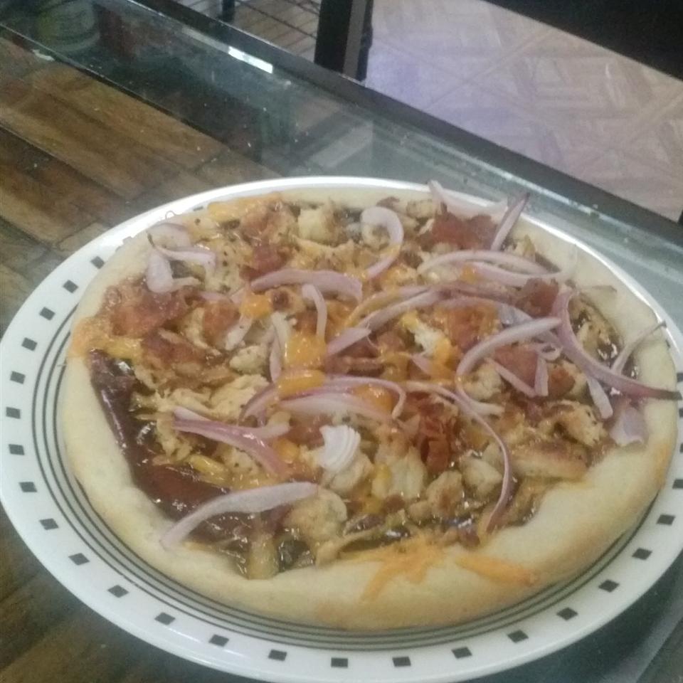 BBQ Chicken Pizza II