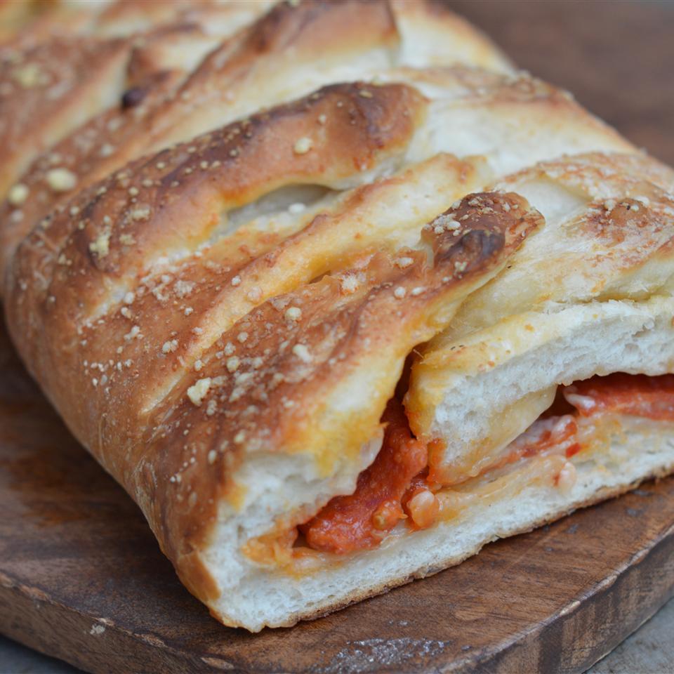Easy Pepperoni Bread