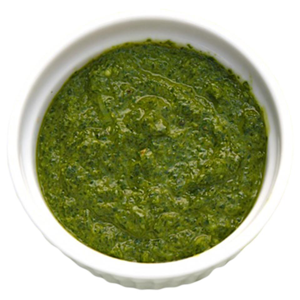 Simple Basil-Spinach Pesto