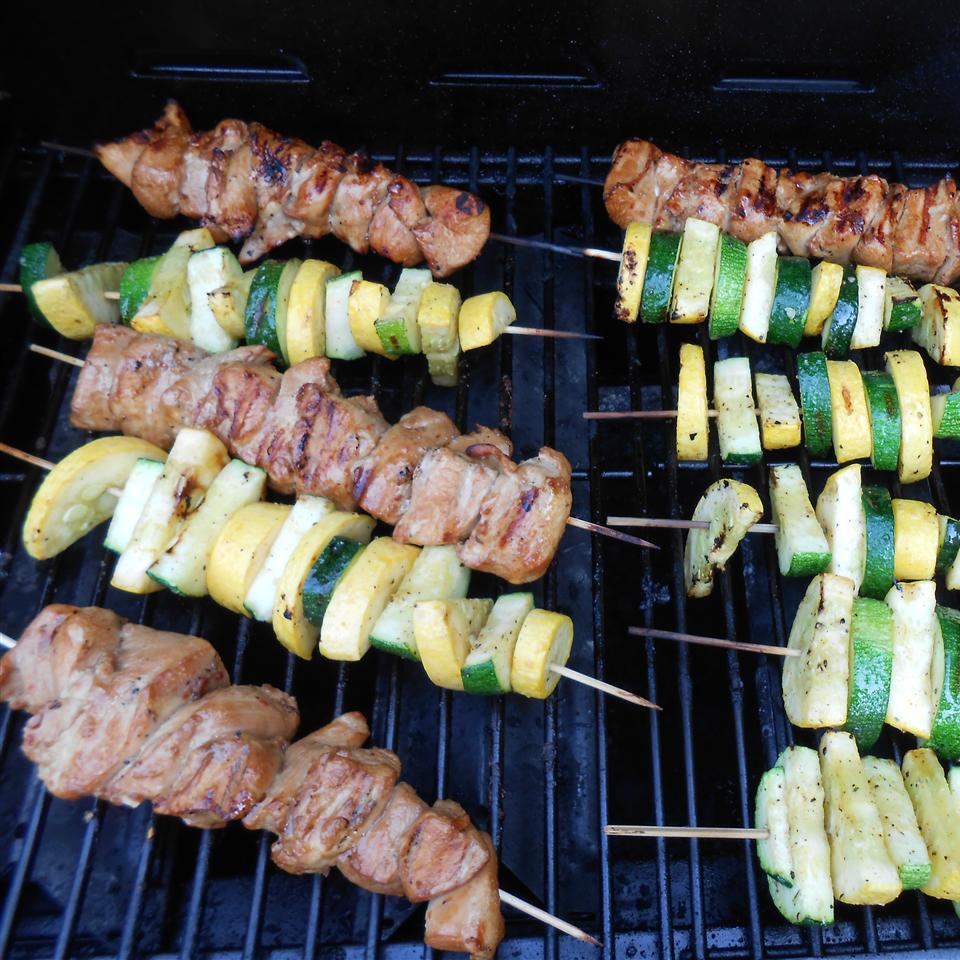 Slayer's Sweet, Tangy, and Spicy Kabobs RainbowJewels