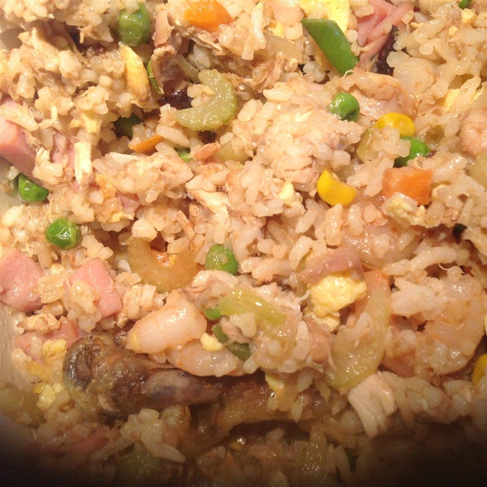 House Fried Rice greatfullcook:)