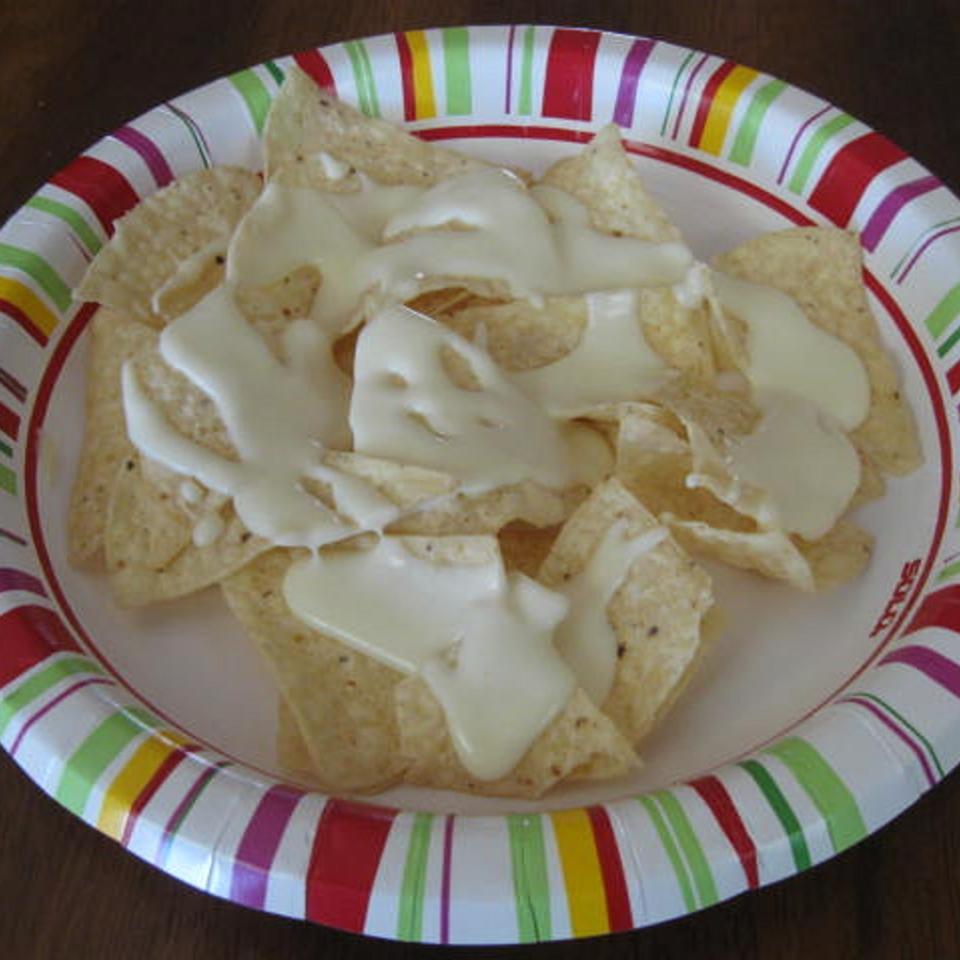 White Queso (using Monterey Jack Cheese) Eraina