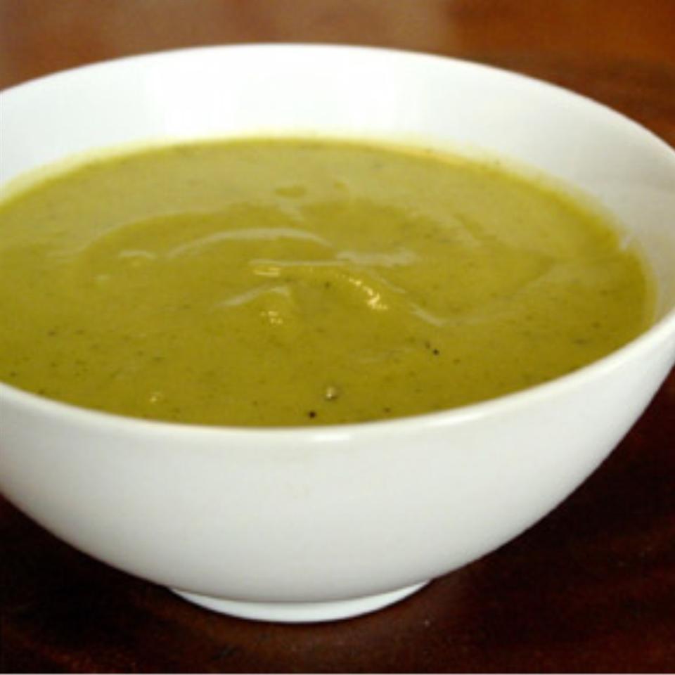 Easy Zucchini Soup Julia L
