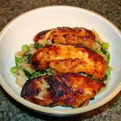 BBQ Miso Chicken - Printer Friendly