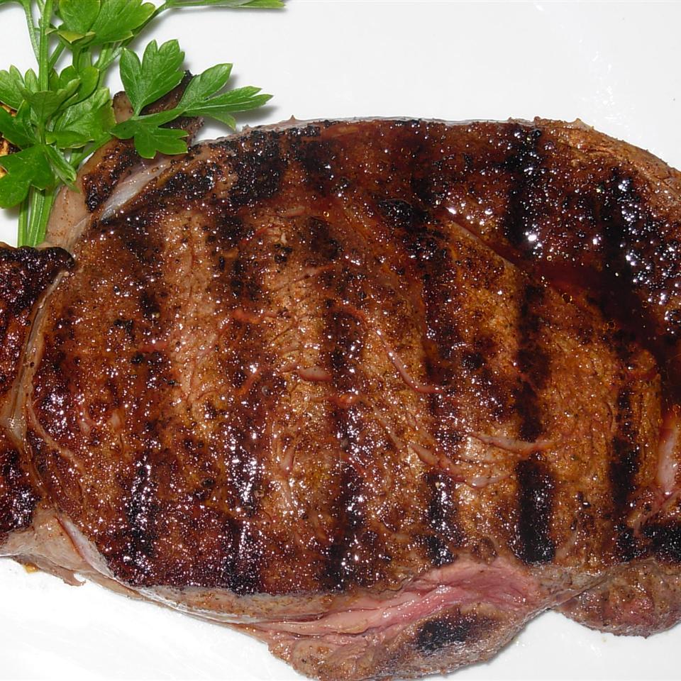 Juicy Marinated Steaks