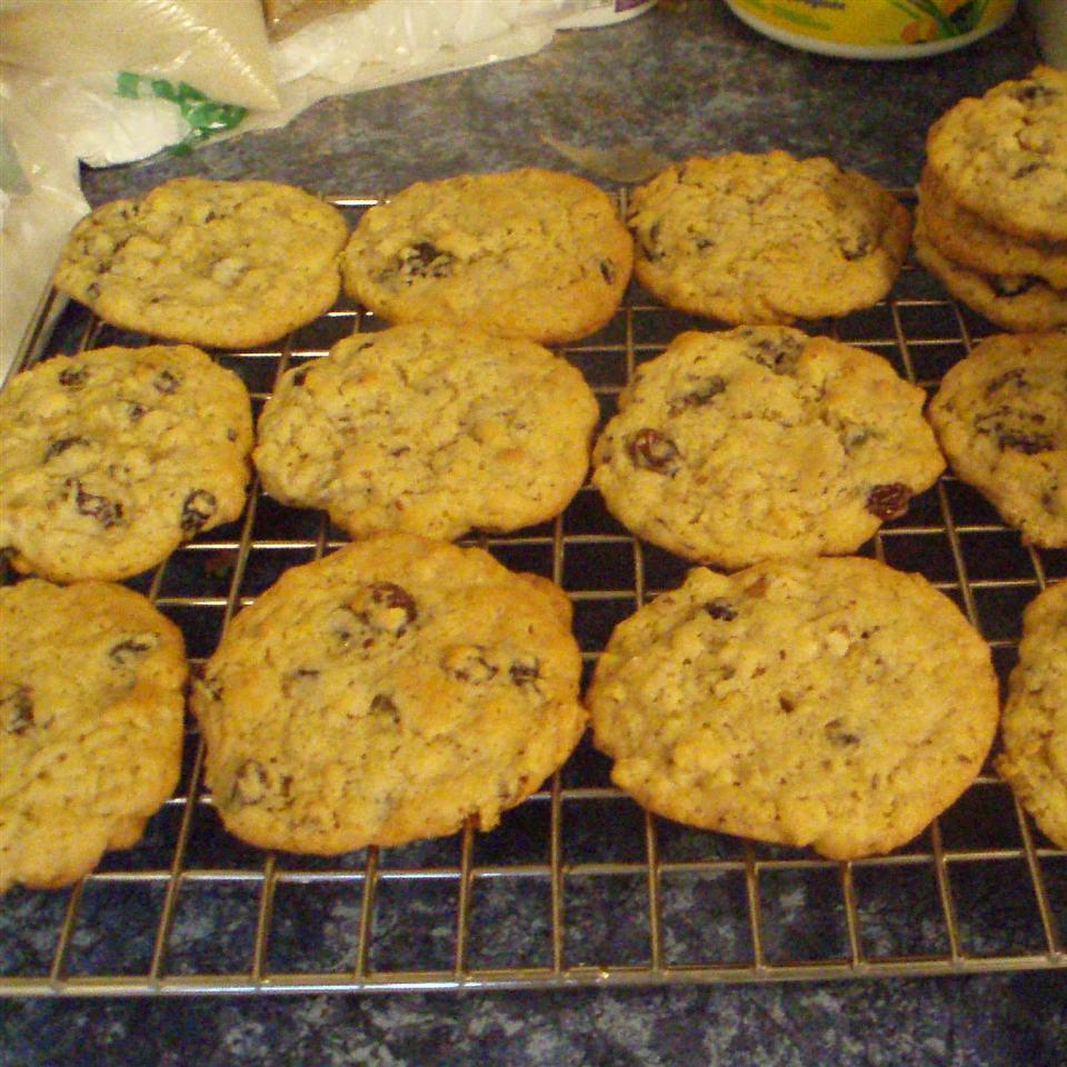 Granola Breakfast Cookies image
