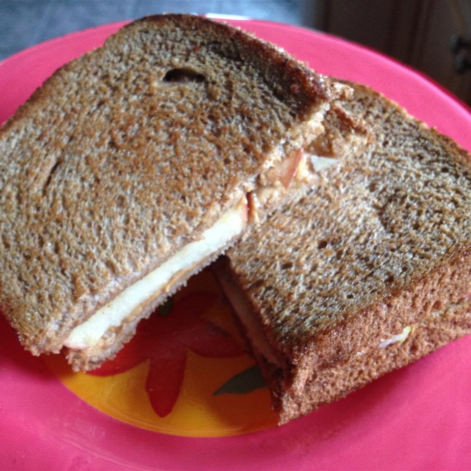 Grilled Peanut Butter Apple Sandwiches newdayvow