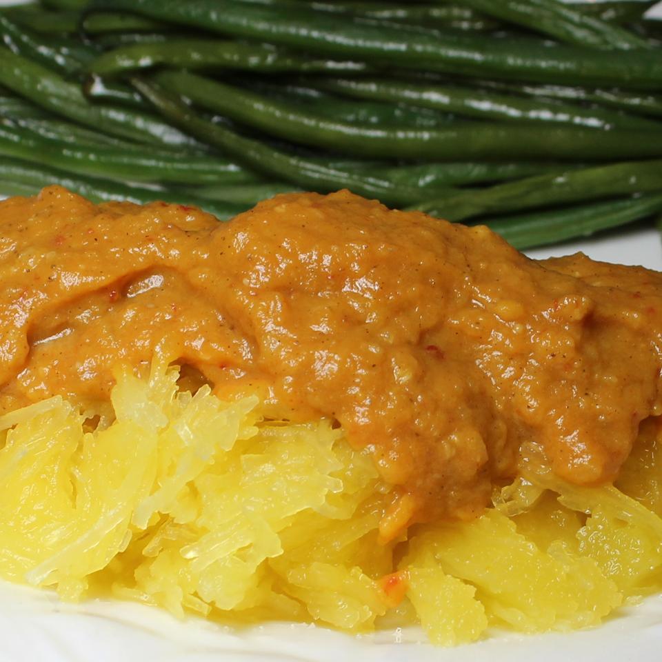 Pumpkin Chipotle Pasta Sauce