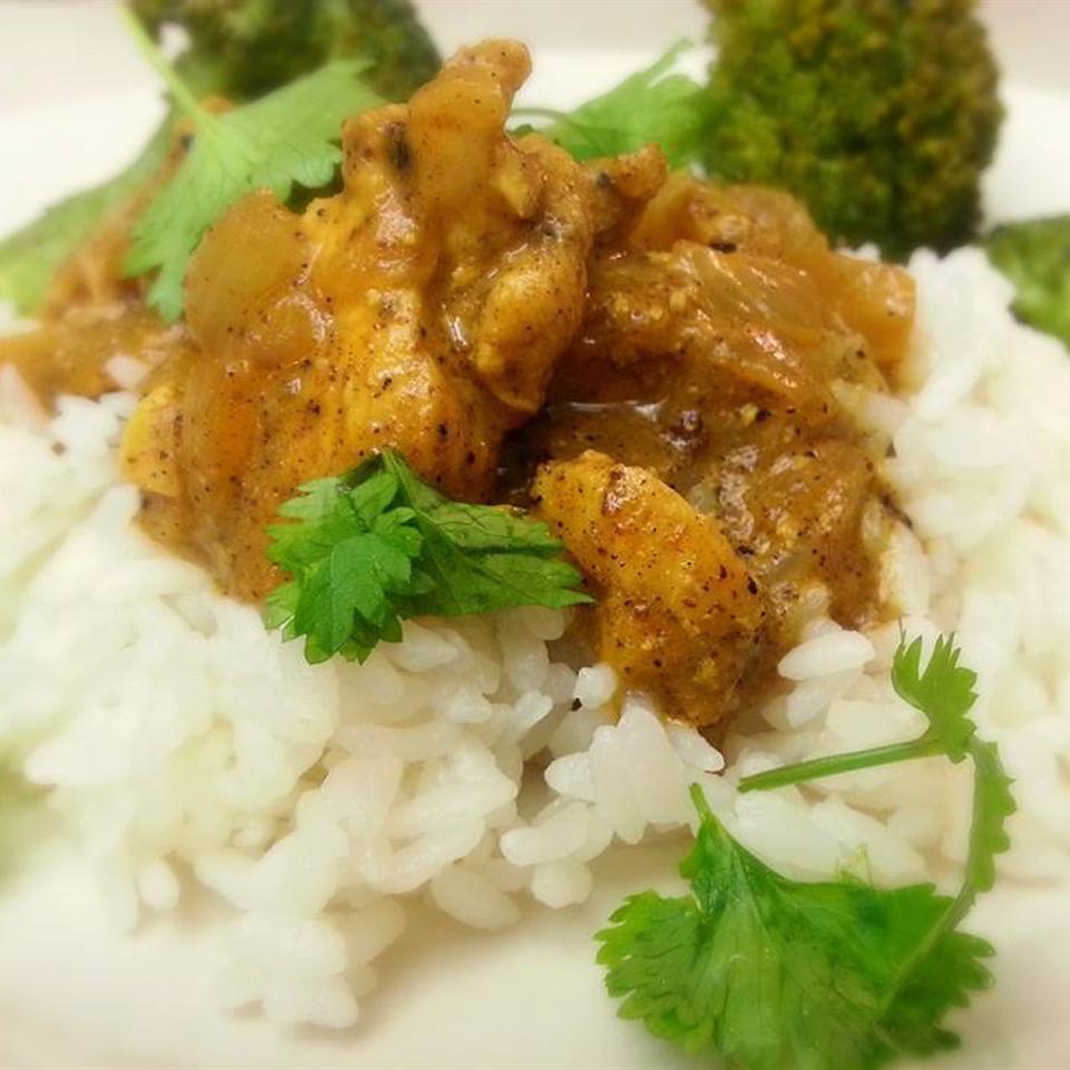 Indian Chicken Curry II farynhite