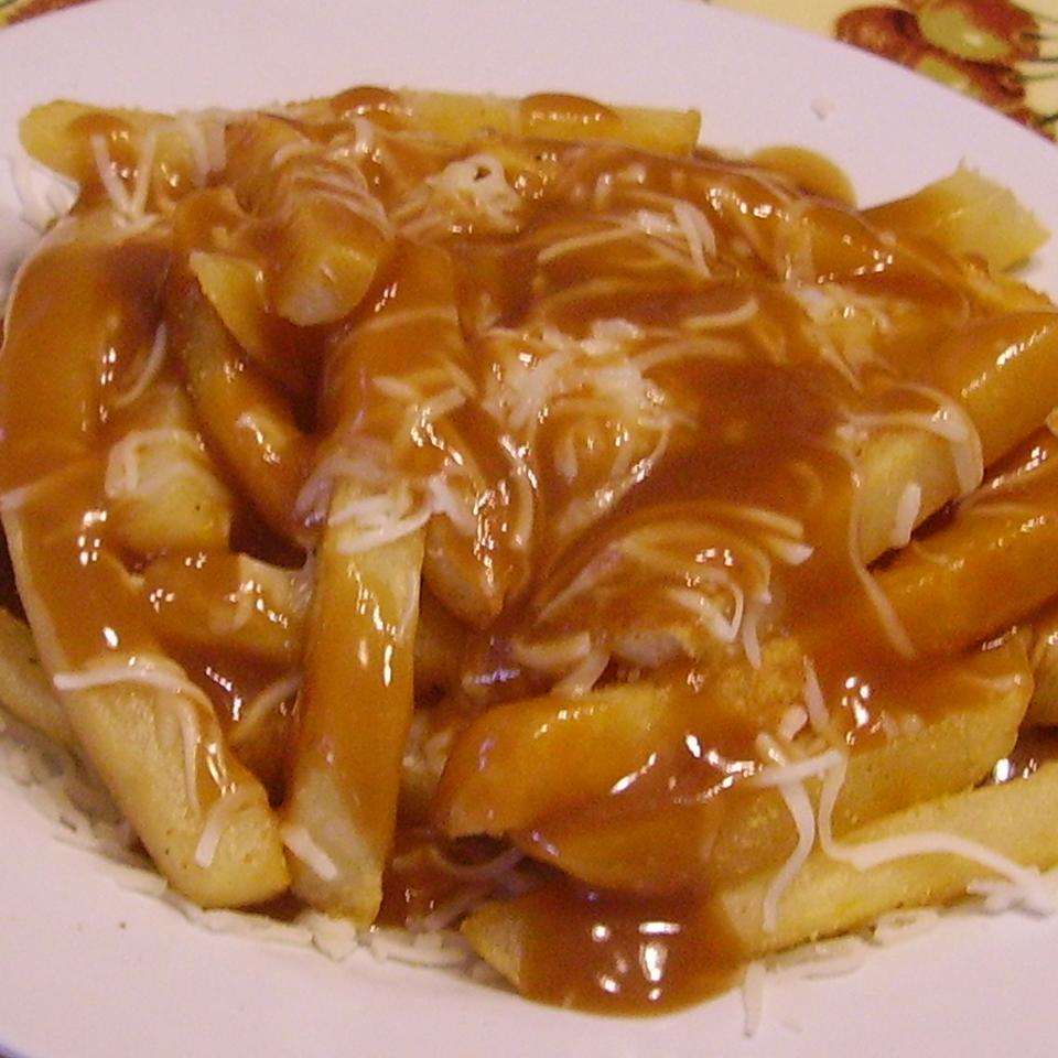 Real Canadian Poutine Christina