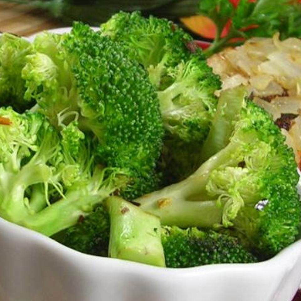 Fried Broccoli DIZ♥