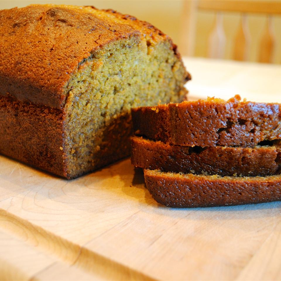 Orange-Pumpkin Bread