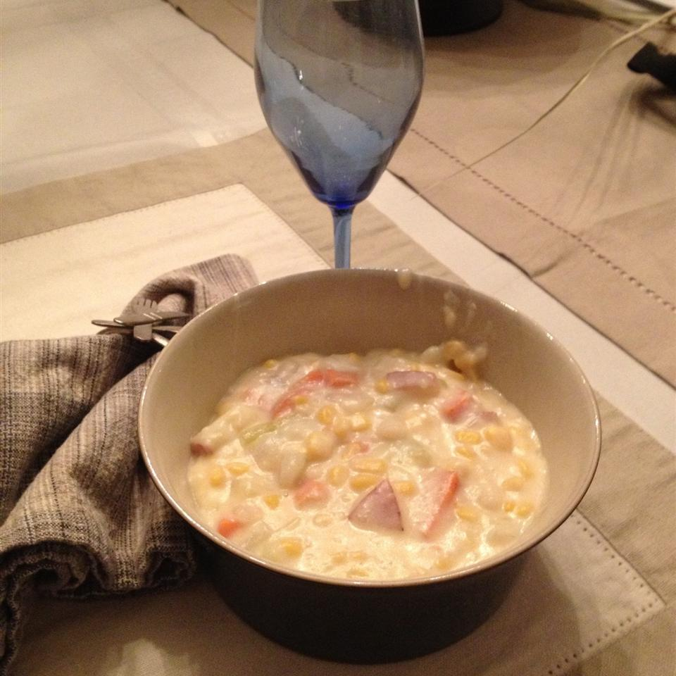 Potato Chowder Soup I
