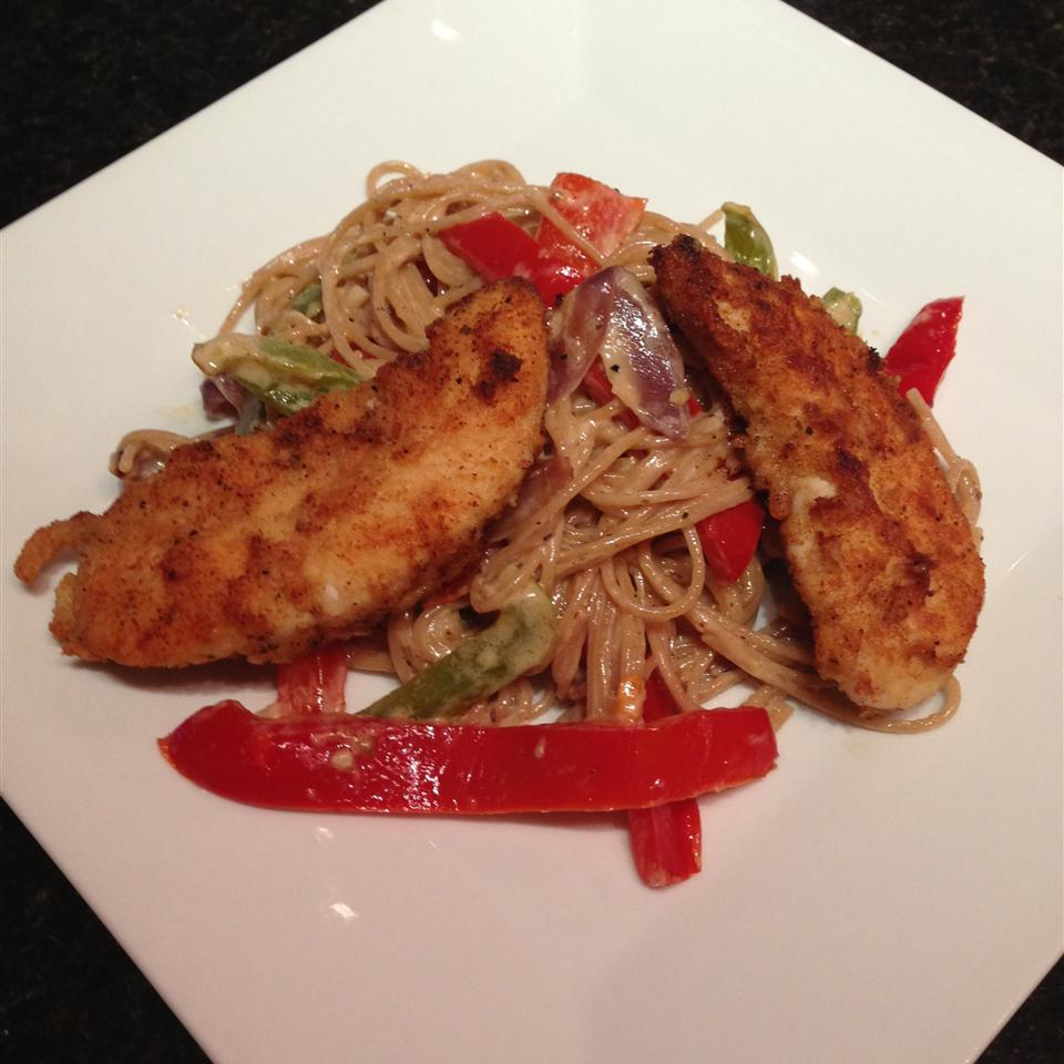 Restaurant-Style Chicken Scampi MaryTee