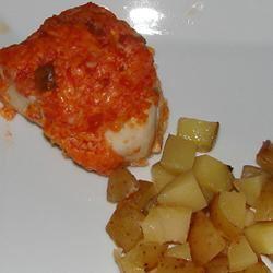 Monterey Chicken with Potatoes FrackFamily5 CA—>CT