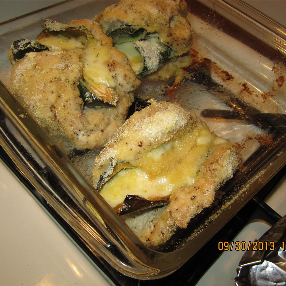 Shannon's Lower Fat Chile Relleno SPERTE