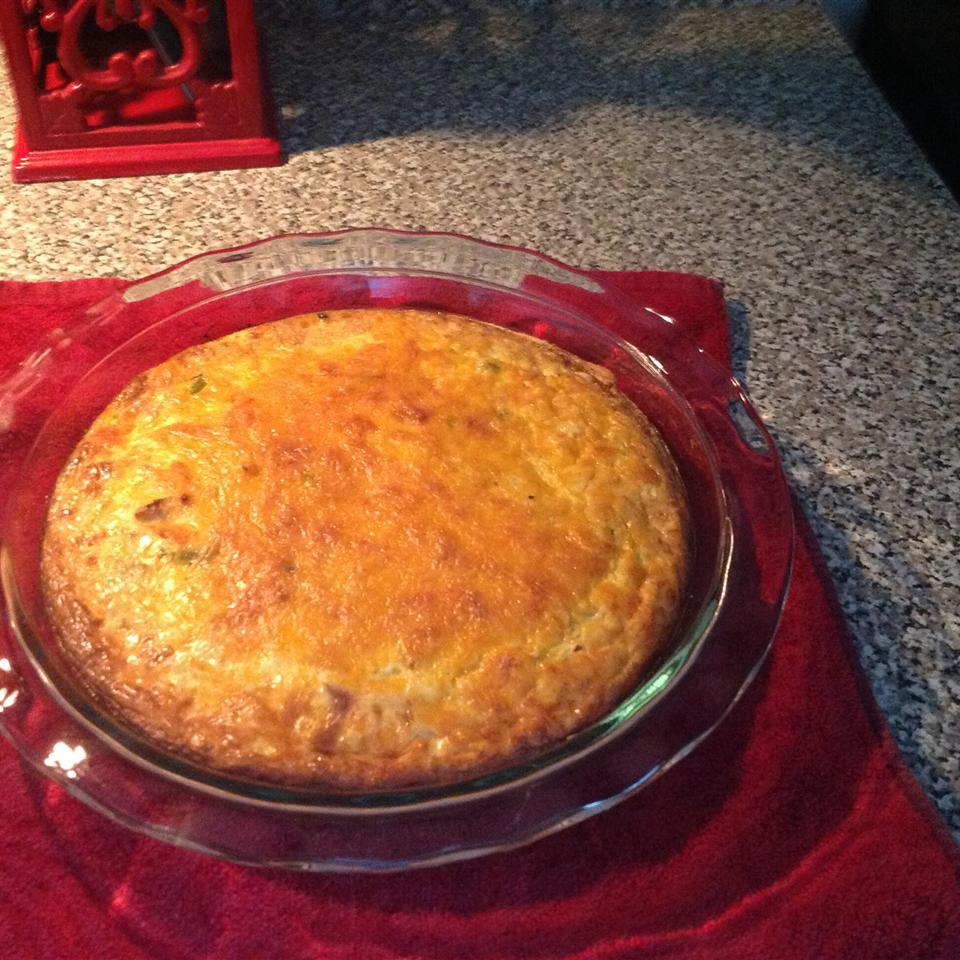Crabmeat Quiche hurdledynasty