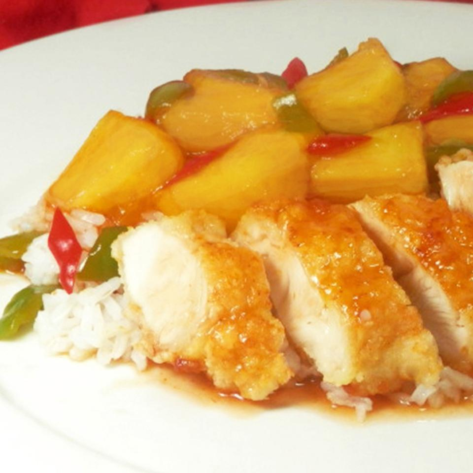 Sweet and Sour Chicken Tenders Dawn Schultz