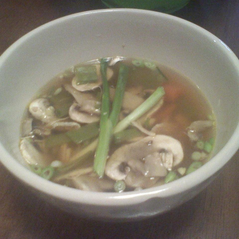 Easy Japanese Steakhouse Soup