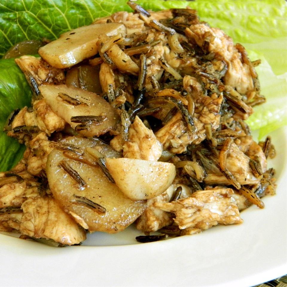 Best Wild Rice Salad Kimber