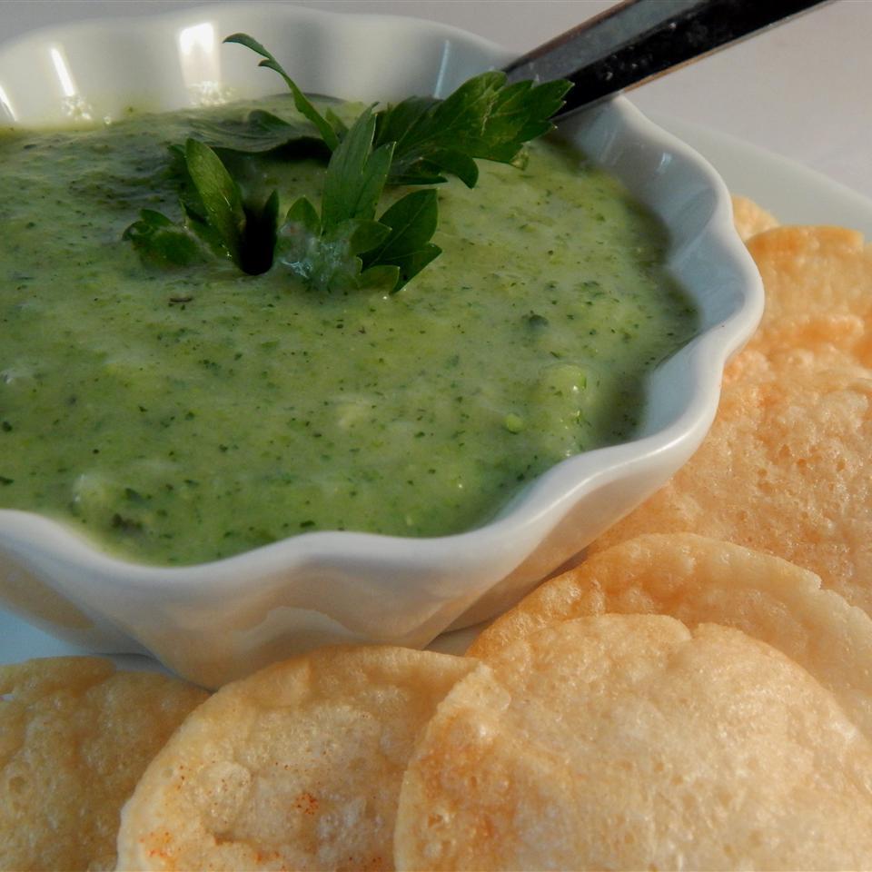 Quick Creamy Zucchini Soup Kelsey Leman