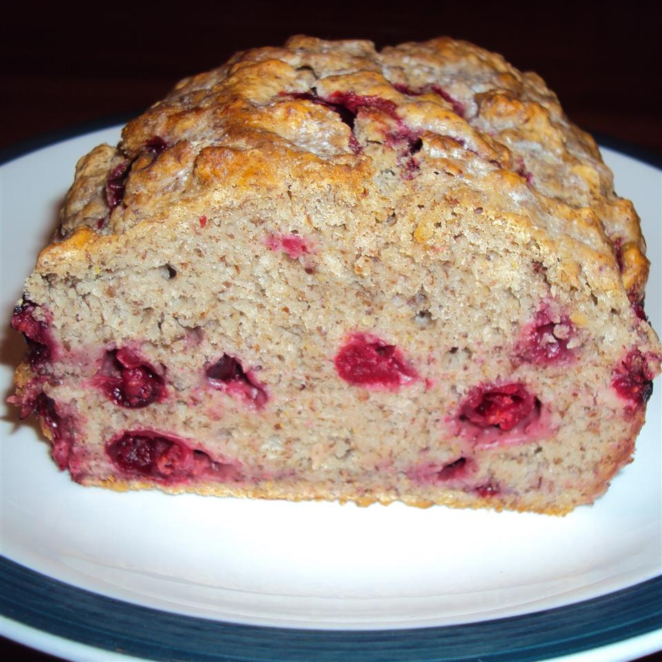 Cranberry Cinnamon Flax Beer Bread kla12