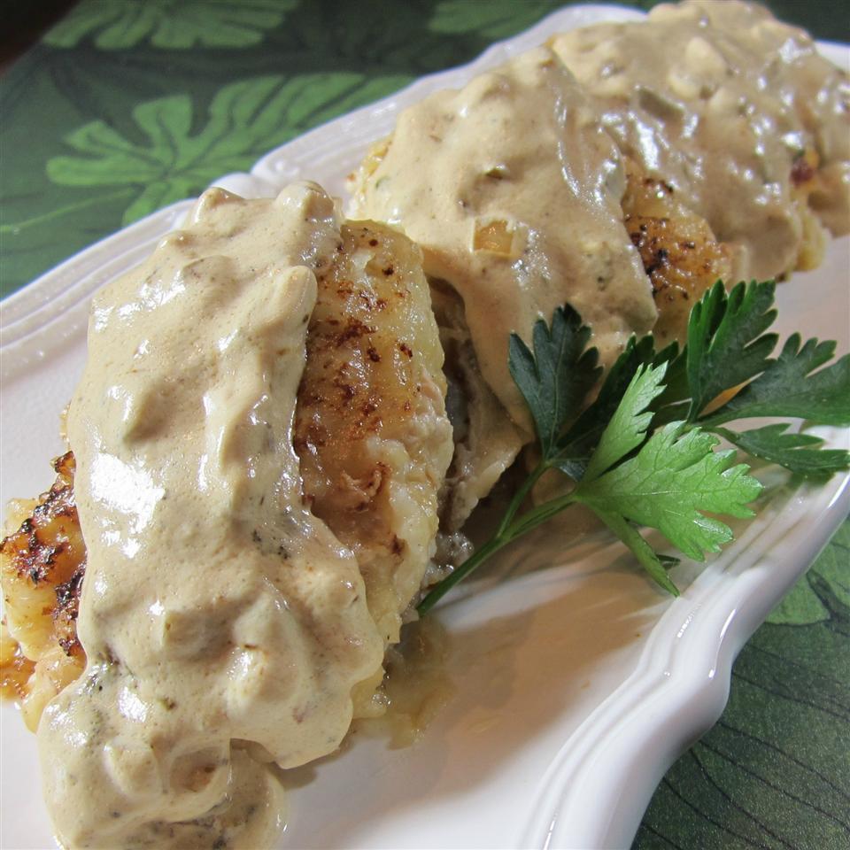 Sinful Sour Cream Chicken littlelam