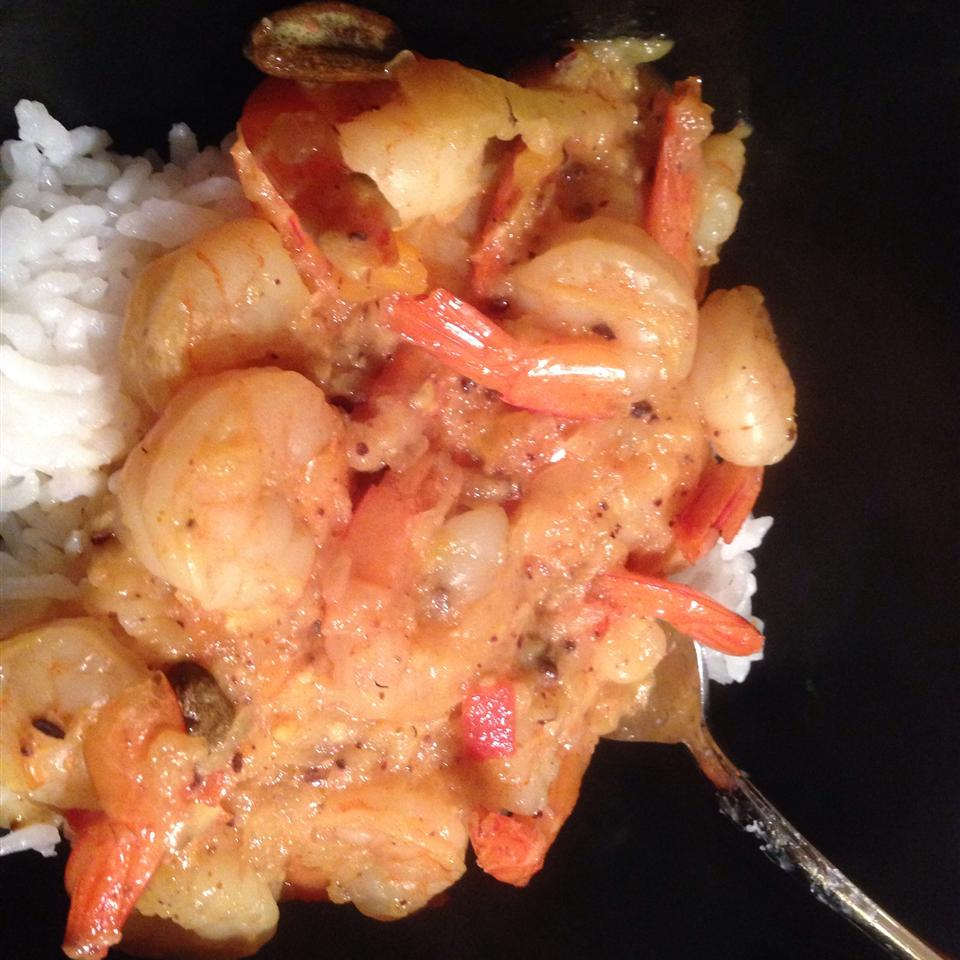 Prawn Malai Curry