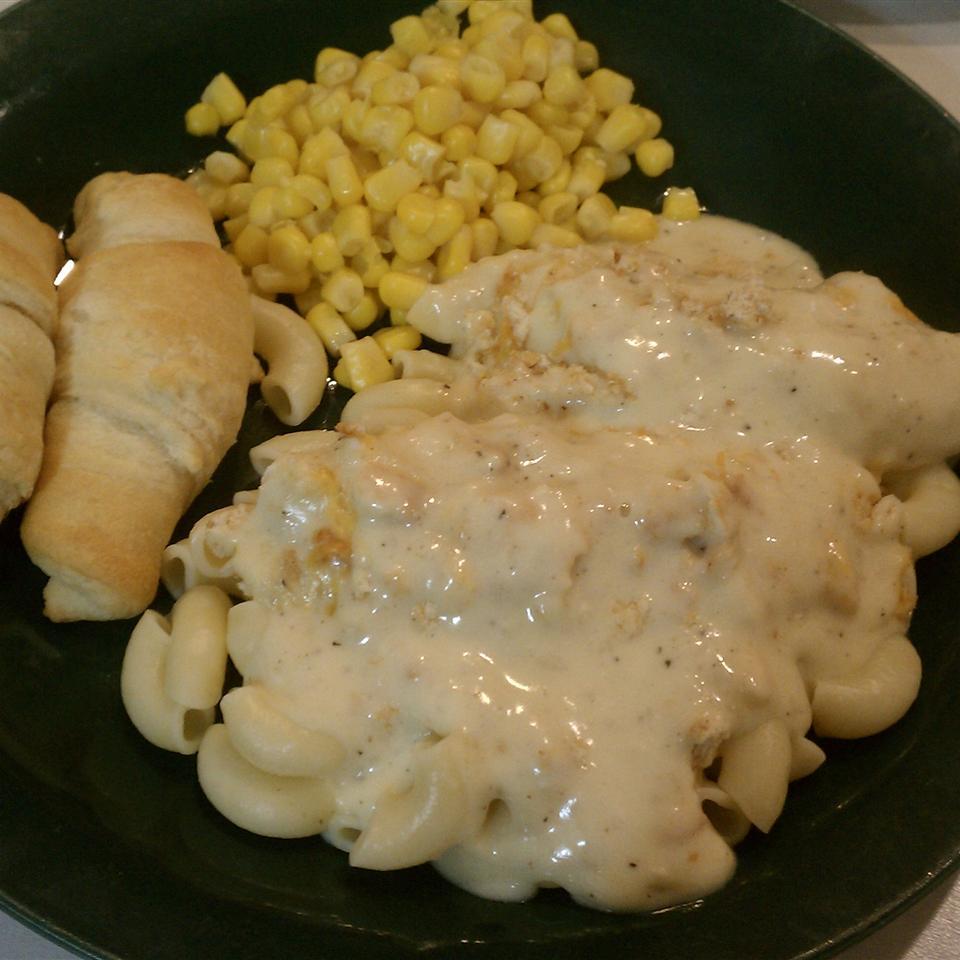Easy Chicken Casserole