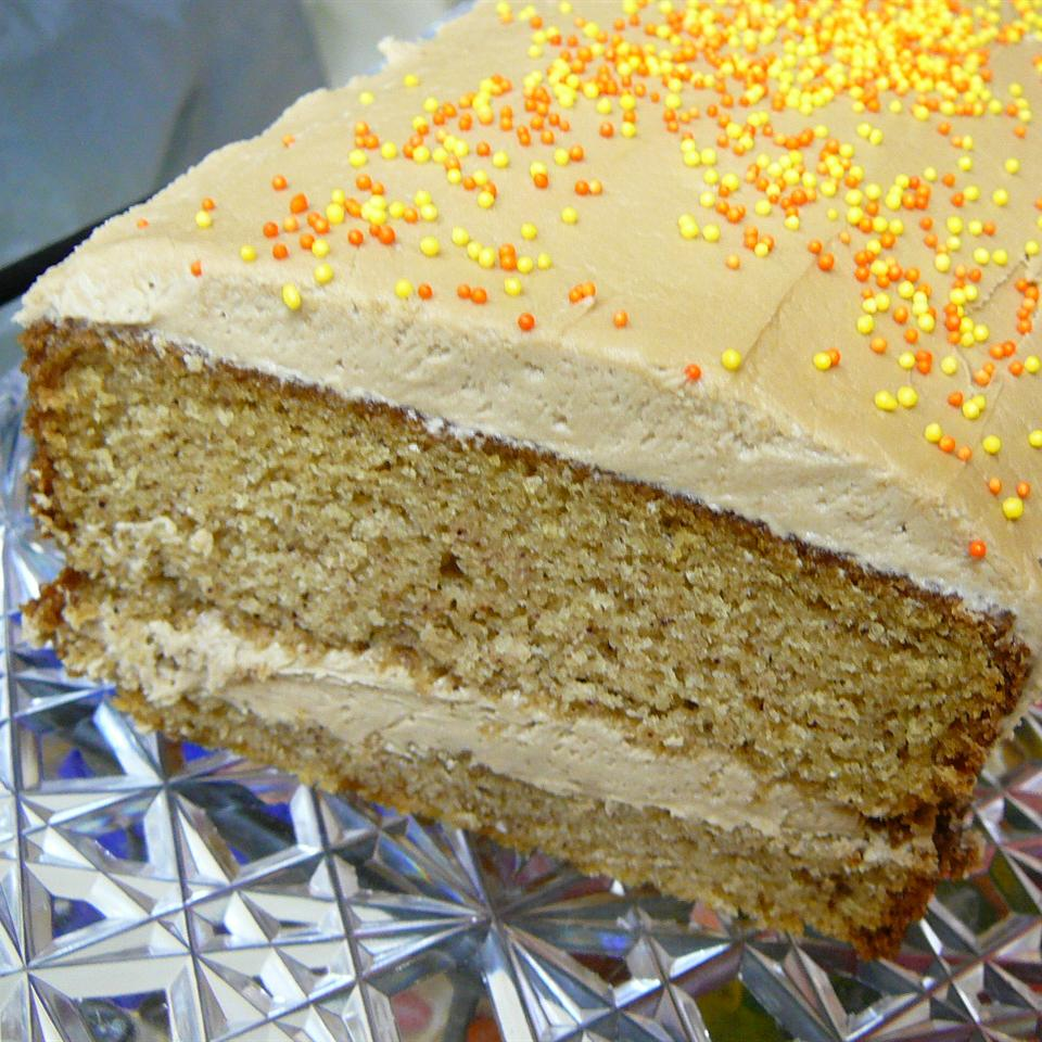 New Duchess Spice Cake with Maple Buttercream Frosting