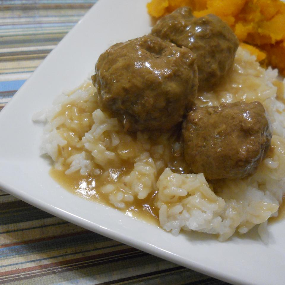 Mum's Swedish Meatballs Love2BMum