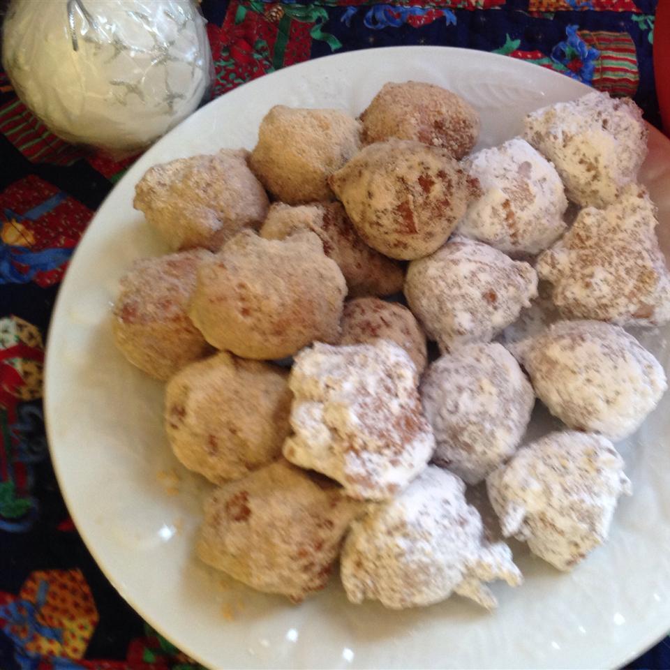 Crispy Cornmeal Drop Doughnuts SeedyMe NC