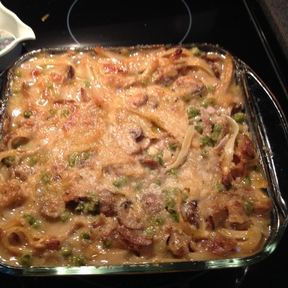 Chicken or Turkey Tetrazzini Deluxe KimC143