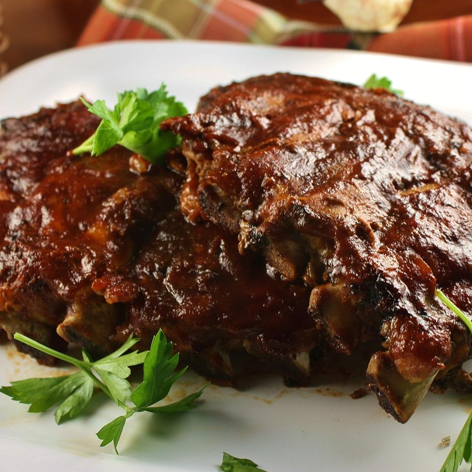 Slow Cooker Baby Back Ribs image