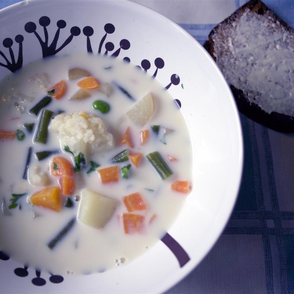 Finnish Summer Soup Terry Inskip