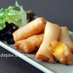 Mango Spring Roll