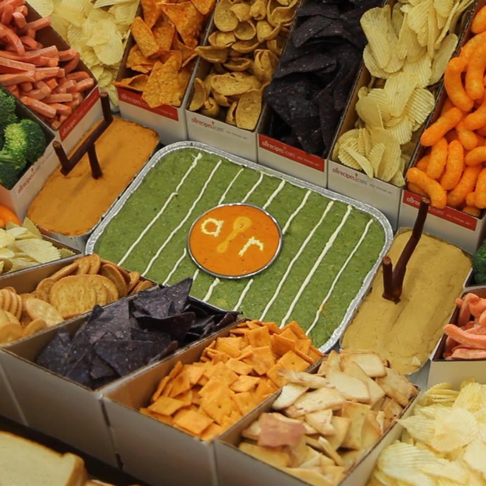 Pile High Snack Stadium Seth Kolloen