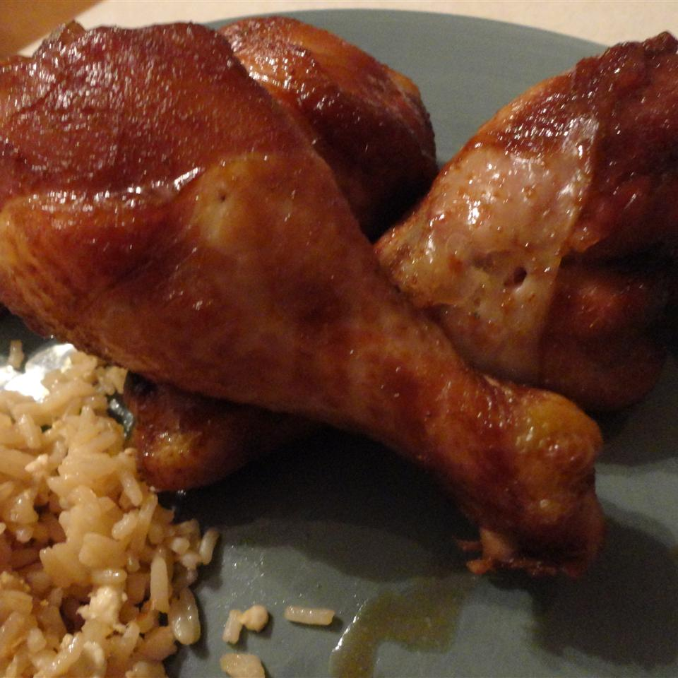 Teriyaki Chicken William Anatooskin