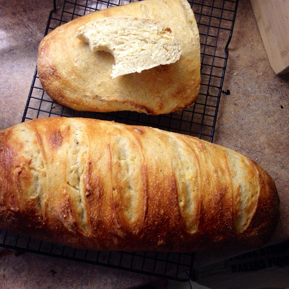 Pain de Campagne - Country French Bread - Printer Friendly