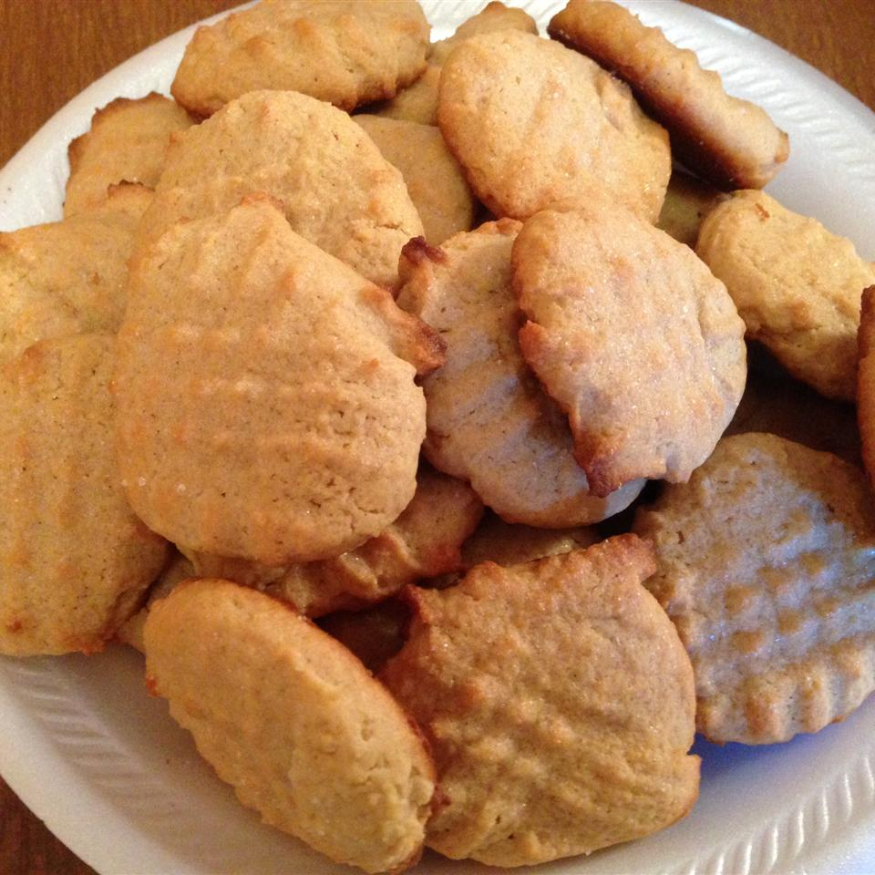 Peanut Butter Cookies I