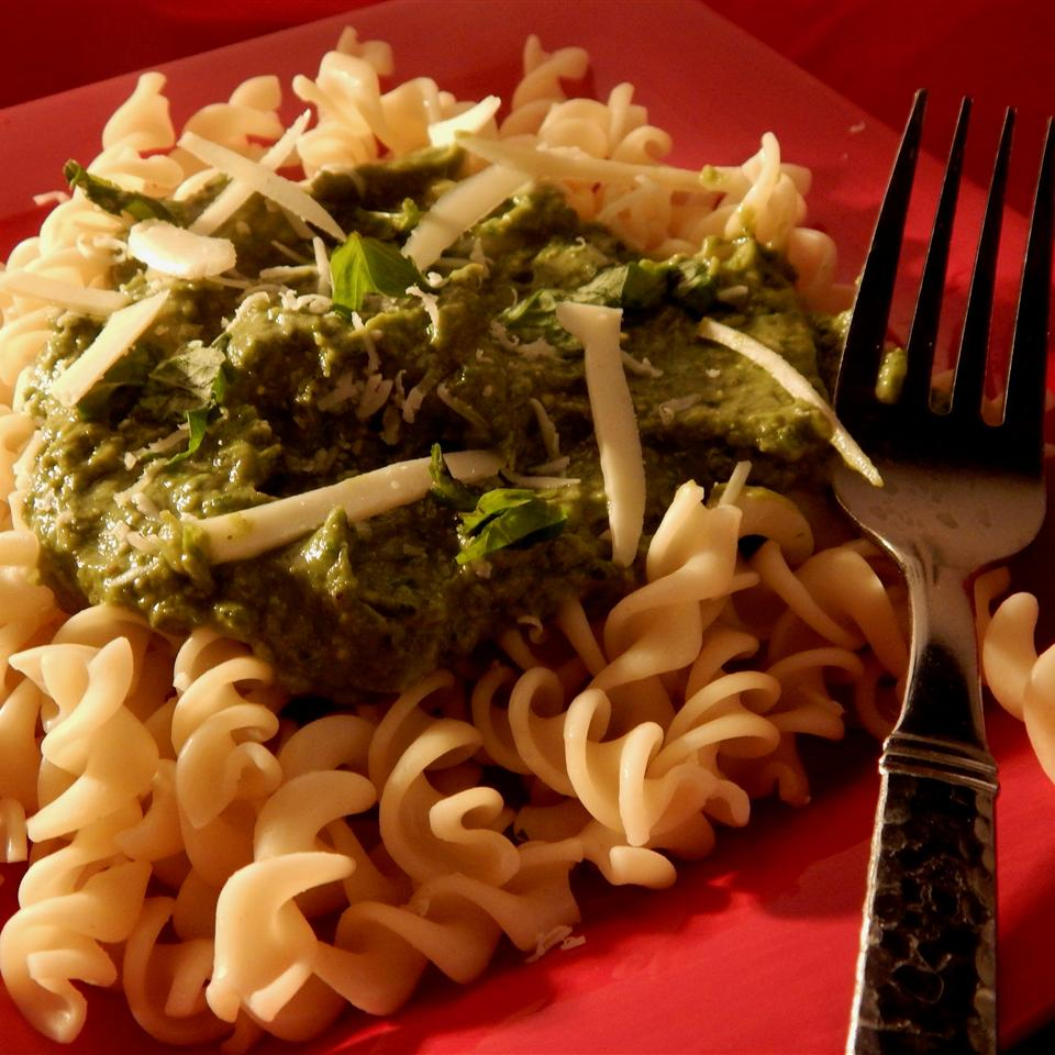 Broccoli Pesto Linda T