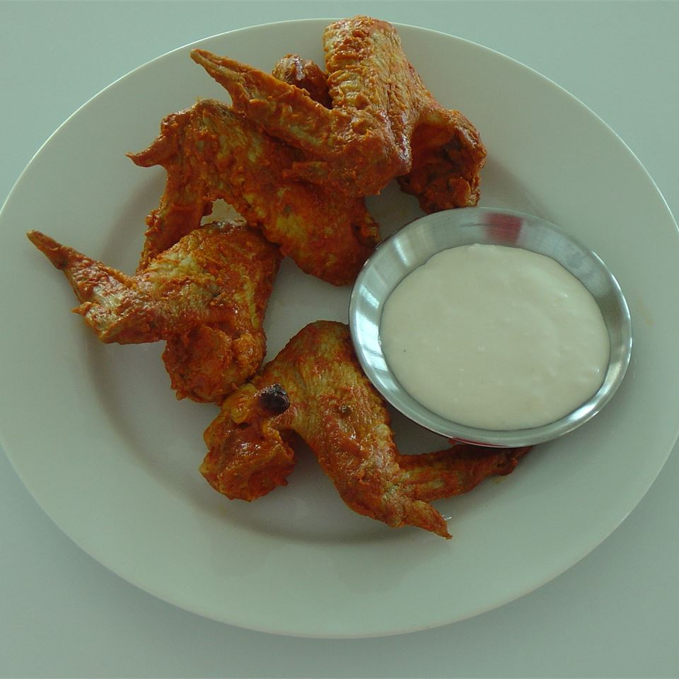 Andy's Five Pepper Chicken Wings JOAN-A