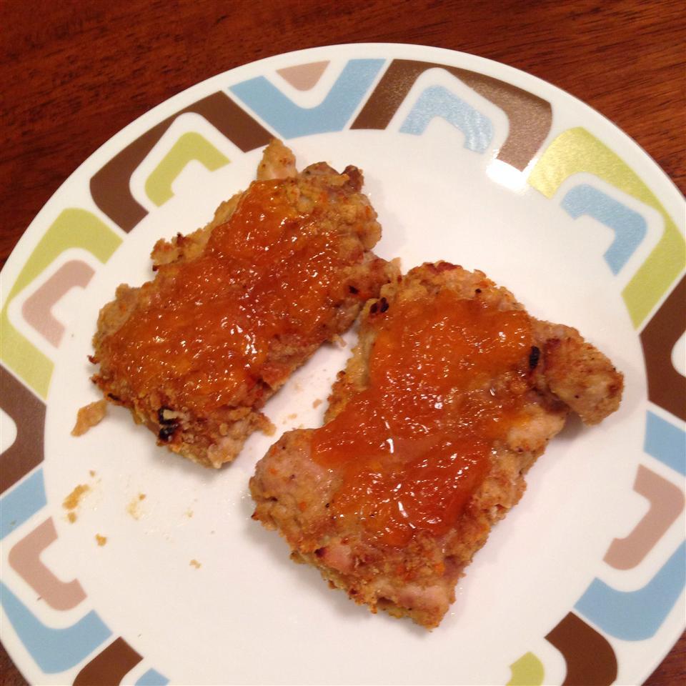 Orange Cracker Apricot Chicken rSteinbock
