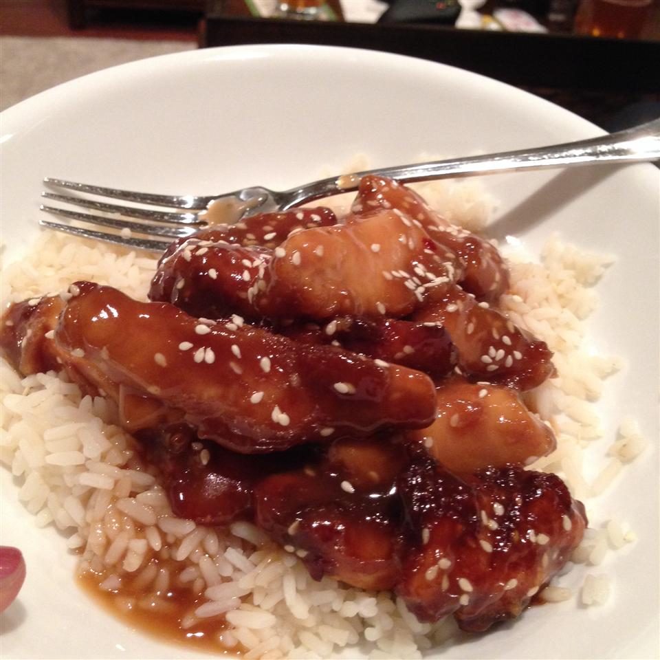Addictive Sesame Chicken Lindsey