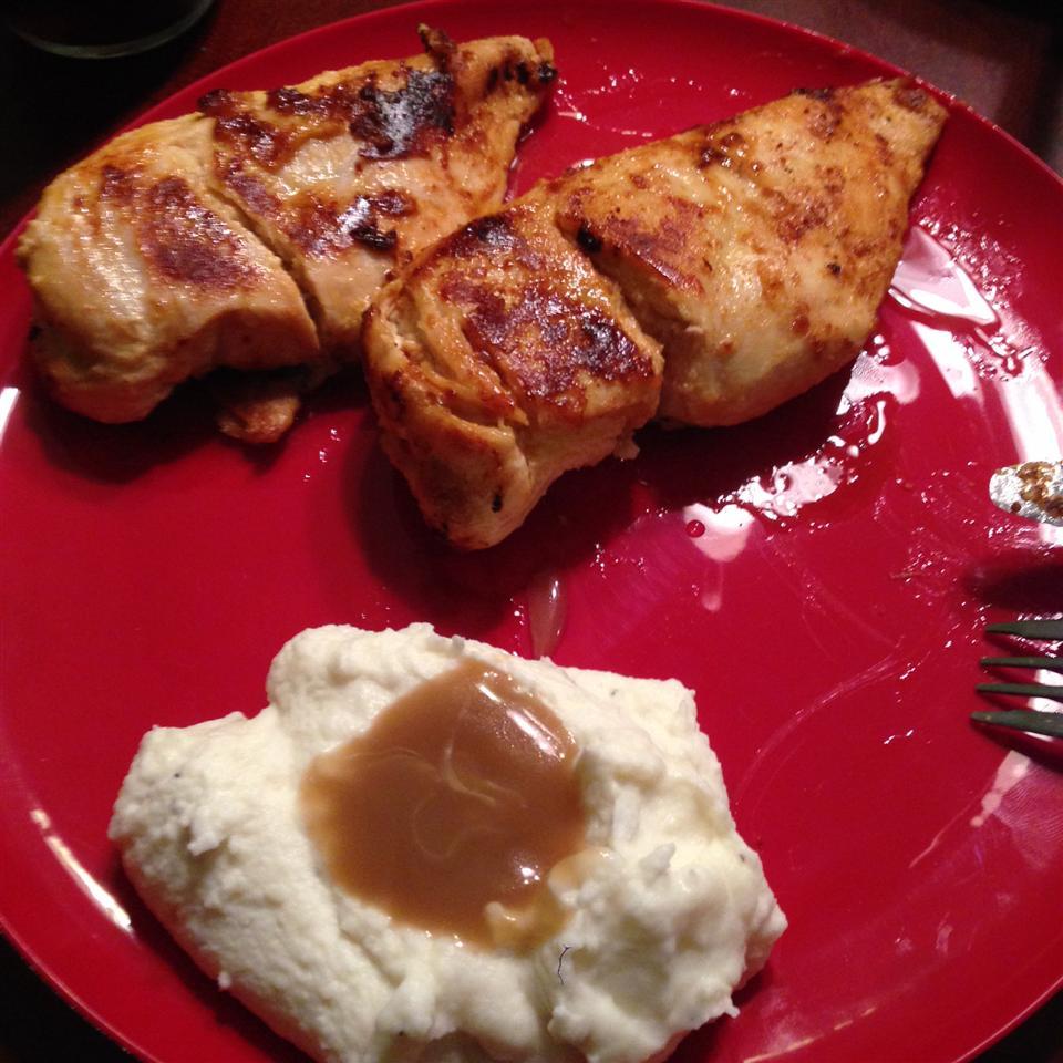 A Good Easy Garlic Chicken shell