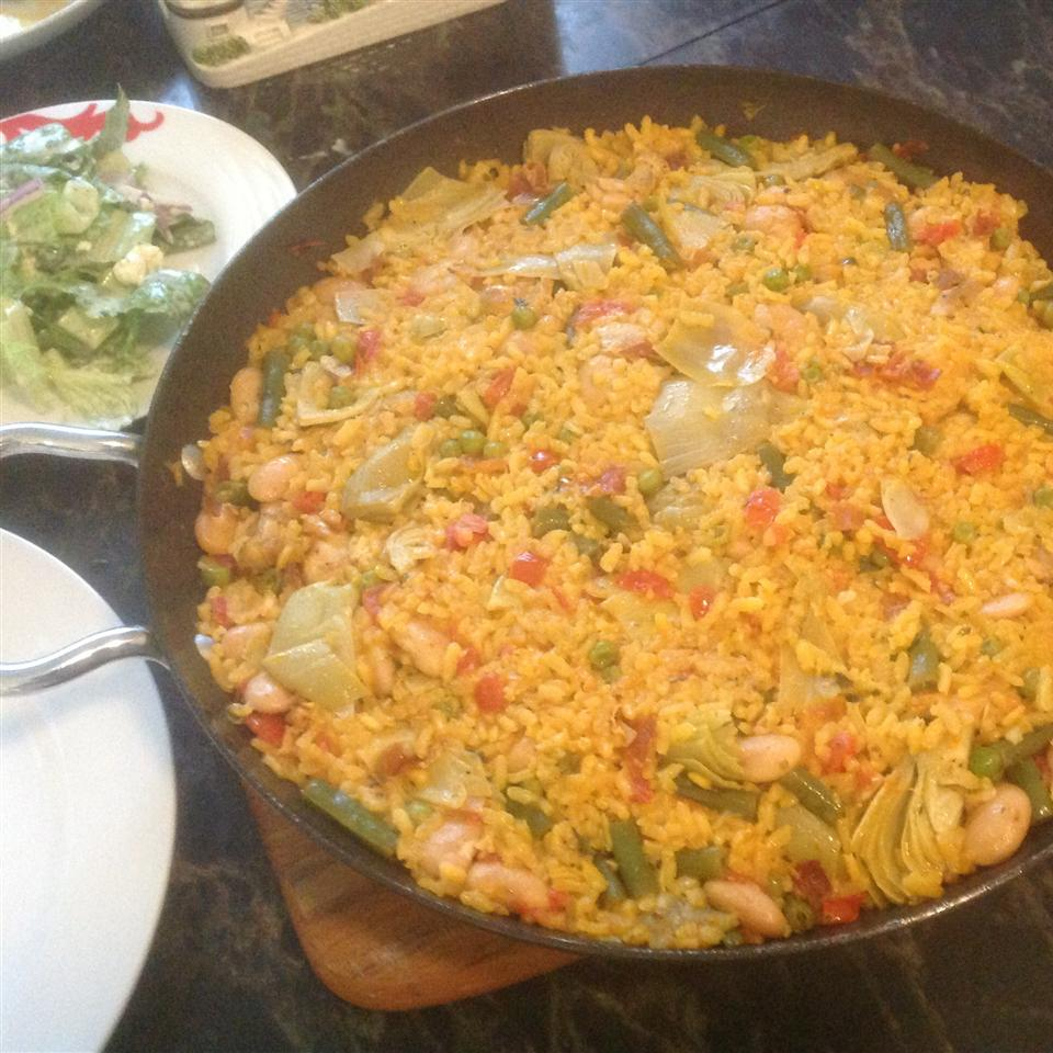 Authentic Paella Valenciana Recipe Allrecipes