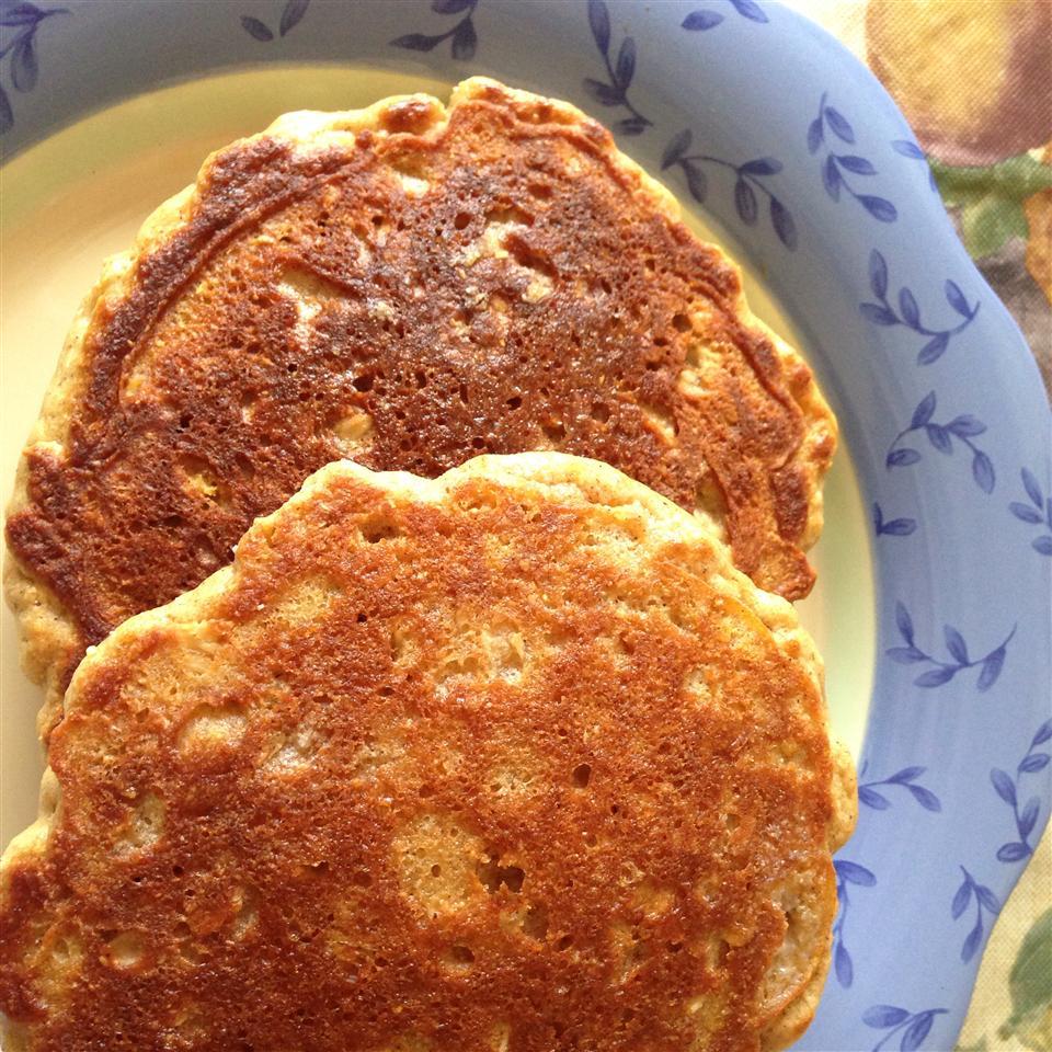 Multigrain Pancakes