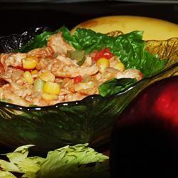 BBQ Chicken Salad Nita Rockwell Powis